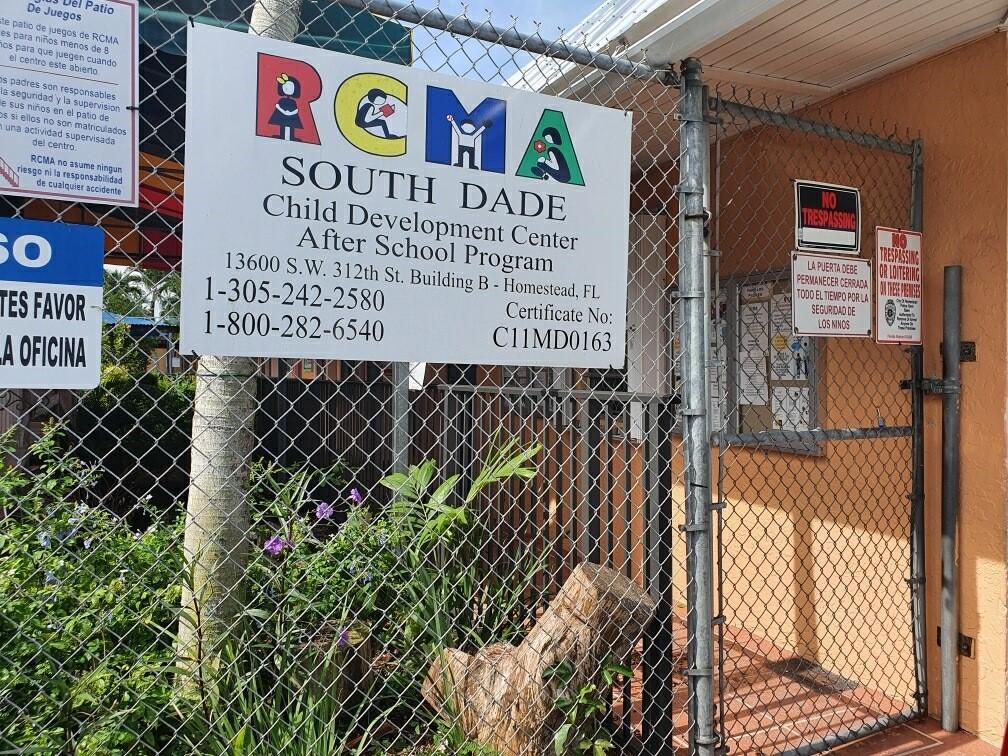 RCMA South Dade Child Development Center