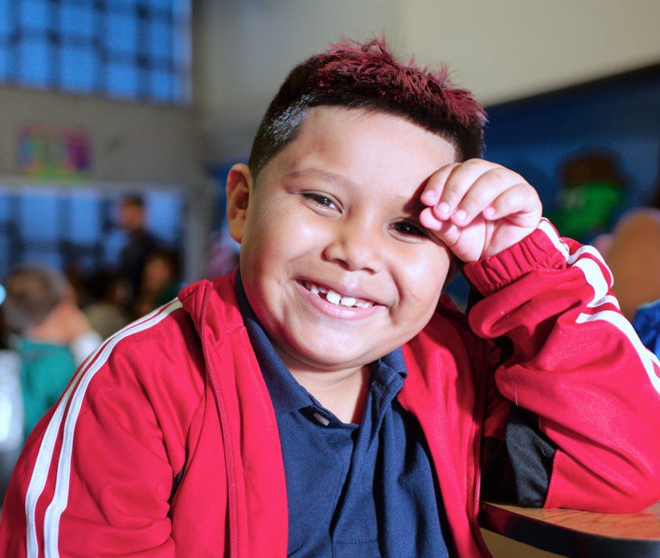 boy smiling k8